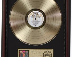 38-SPECIAL-GOLD-LP-RECORD-FRAMED-CHERRYWOOD-DISPLAY-K1-182130375980