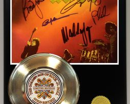 ACDC-2-GOLD-45-RECORD-SIGNATURE-SERIES-LTD-EDITION-DISPLAY-FREE-US-SHIPPING-171238772830