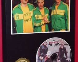 BEASTIE-BOYS-ADAM-YAUCH-LTD-EDITION-PICTURE-CD-COLLECTIBLE-RARE-MUSIC-DISPLAY-180875627050