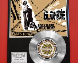 BLONDIE-PLATINUM-RECORD-LIMITED-EDITION-RARE-COLLECTIBLE-MUSIC-DISPLAY-170851821260