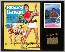BLUE-HAWAII-LIMITED-EDITION-REPRODUCTION-MOVIE-SCRIPT-CINEMA-DISPLAY-C3-181831875620