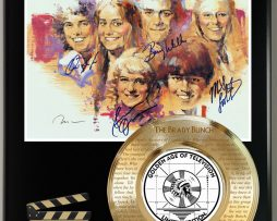 BRADY-BUNCH-LIMITED-EDITION-SIGNATURE-AND-THEME-SONG-SERIES-DISPLAY-181754065450