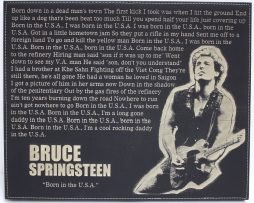 Bruce-Springsteen-Laser-Etched-Lyric-Band-Art-Black-Leatherette-Plaque-C3-172323392780