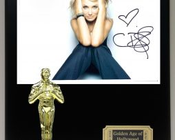 CAMERON-DIAZ-Reproduction-Signed-8-x-10-Photo-Limited-Edition-Oscar-Display-171889580510
