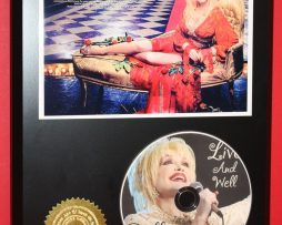 DOLLY-PARTON-LIMITED-EDITION-PICTURE-CD-DISC-COLLECTIBLE-RARE-GIFT-WALL-ART-170851329810