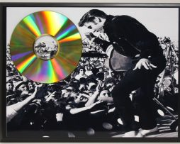 ELVIS-PRESLEY-24-kt-LTD-EDITION-GOLD-CD-PLAQUE-FREE-US-PRIORITY-SHIPPING-181306292480