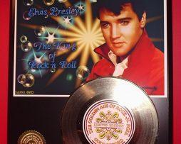ELVIS-PRESLEY-LTD-EDITION-GOLD-45-RECORD-DISPLAY-181453536220