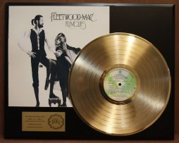 FLEETWOOD-MAC-GOLD-LP-LTD-EDITION-RARE-RECORD-DISPLAY-AWARD-QUALITY-180914937240