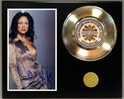JENNIFER-LOPEZ-GOLD-45-RECORD-SIGNATURE-SERIES-LTD-EDITION-FREE-US-SHIPPING-171241942060