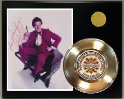 JERRY-LEE-LEWIS-GOLD-45-RECORD-SIGNATURE-SERIES-LTD-EDITION-FREE-US-SHIPPING-171241942750