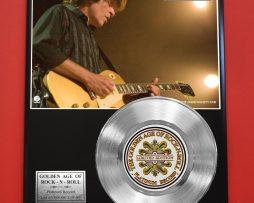 JOHN-FOGERTY-PLATINUM-RECORD-LTD-EDITION-RARE-COLLECTIBLE-MUSIC-GIFT-AWARD-170866861420