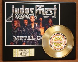 JUDAS-PRIEST-CONCERT-TICKET-SERIES-GOLD-RECORD-LIMITED-EDITION-DISPLAY-171348047080