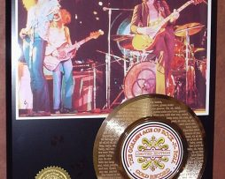 LED-ZEPPELIN-ETCHED-W-LYRICS-BLACK-DOG-24kt-GOLD-RECORD-MEMORABILIA-DISPLAY-180788800660