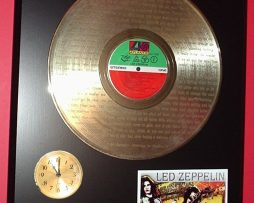 LED-ZEPPELIN-STAIRWAY-TO-HEAVEN-GOLD-LP-LTD-EDITION-RECORD-CLOCK-DISPLAY-171343720090