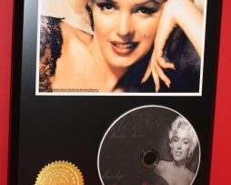 MARILYN-MONROE-LIMITED-EDITION-PICTURE-CD-DISC-COLLECTIBLE-RARE-MUSIC-DISPLAY-170819990090