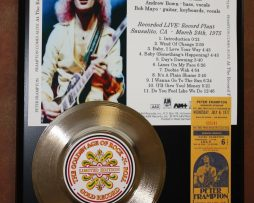 PETER-FRAMPTON-CONCERT-TICKET-SERIES-GOLD-RECORD-LIMITED-EDITION-DISPLAY-181428061090