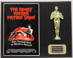 THE-ROCKY-HORROR-PICTURE-SHOW-OSCAR-MOVIE-DISPLAY-FREE-US-SHIPPING-181203674660
