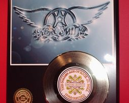 AEROSMITH-GOLD-45-RECORD-LTD-EDITION-DISPLAY-181448389571