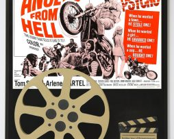 ANGELS-FROM-HELL-CAMPY-1950S-BIKER-MOVIE-LIMITED-EDITION-MOVIE-REEL-DISPLAY-172235148511