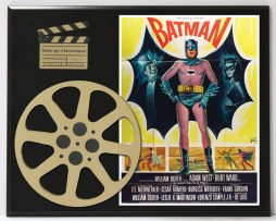 BATMAN-ADAM-WEST-AND-BURT-WARD-LIMITED-EDITION-MOVIE-REEL-DISPLAY-172235569221
