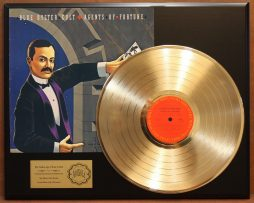 BLUE-OYSTER-CULT-GOLD-LP-LTD-EDITION-RARE-RECORD-DISPLAY-AWARD-QUALITY-170867546701