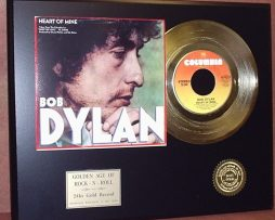 BOB-DYLAN-GOLD-45-RECORD-AWARD-QUALITY-COLLECTIBLE-MEMORABILIA-LTD-EDTN-DISPLAY-170833594811