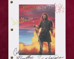 BRAVEHEART-MOVIE-SCRIPT-W-REPRODUCTION-SIGNATURES-GIBSON-AND-MARCEAU-C3-172258057451