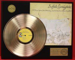 BUFFALO-SPRINGFIELD-GOLD-LP-LTD-EDITION-RECORD-DISPLAY-AWARD-QUALITY-COLLECTION-170922027601