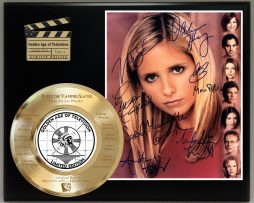 BUFFY-THE-VAMPIRE-SLAYER-LTD-EDITION-SIGNATURE-LASER-ETCHED-TV-SERIES-DISPLAY-171824173751