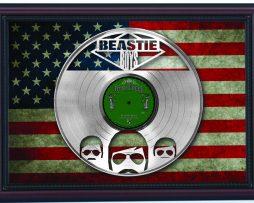 Beastie-Boys-Sabatoge-Cherry-Frame-Laser-Cut-Platinum-Record-Flag-Display-K1-172344577051