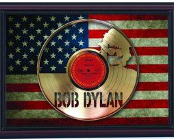Bob-Dylan-Hwy-61-Cherry-Frame-Laser-Cut-Gold-Record-Flag-K1-172344596591