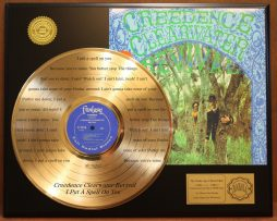 CREEDENCE-CLEARWATER-REV-LTD-EDITION-GOLD-LP-LASER-ETCHED-W-LYRICS-TO-THE-SONG-170926716441