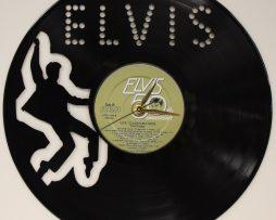 ELVIS-PRESLEY-3-LASER-CUT-VINYL-LP-RECORD-WALL-CLOCK-FREE-SHIPPING-181902158531