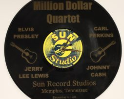 ELVIS-PRESLEY-6-LASER-ETCHED-VINYL-LP-RECORD-WALL-CLOCK-FREE-SHIPPING-171967905781