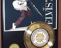 ELVIS-PRESLEY-GOLD-RECORD-LIMITED-EDITION-LASER-ETCHED-WSONGS-LYRICS-171367376451