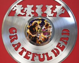 GRATEFUL-DEAD-LASER-CUT-PLATINUM-PLATED-LP-RECORD-WALL-CLOCK-FREE-SHIPPING-171964803851