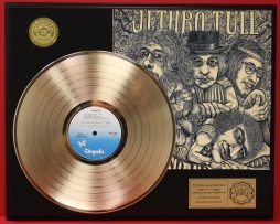 JETHRO-TULL-GOLD-LP-LTD-EDITION-RECORD-DISPLAY-AWARD-QUALITY-COLLECTIBLE-180989994891