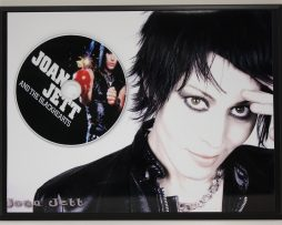 JOAN-JETT-PICTURE-CD-LTD-EDITION-PLAQUE-FREE-US-PRIORITY-SHIPPING-171178426811