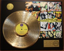 MADONNA-LIMITED-EDITION-GOLD-LP-RECORD-LASER-ETCHED-W-LYRICS-TO-BURNING-UP-170928738781