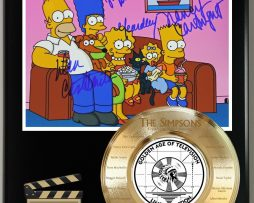 SIMPSONS-LIMITED-EDITION-SIGNATURE-LASER-ETCHED-TV-SERIES-DISPLAY-181773040151