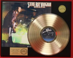 STEVIE-RAY-VAUGHAN-24KT-GOLD-LP-LTD-EDITION-RARE-RECORD-DISPLAY-AWARD-QUALITY-181002237401