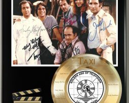 TAXI-LIMITED-EDITION-SIGNATURE-LASER-ETCHED-TV-SERIES-DISPLAY-181773044441