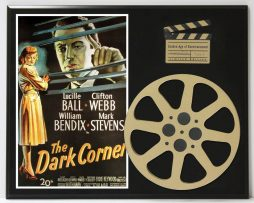 THE-DARK-CORNER-LUCILLE-BALL-MOVIE-POSTER-LIMITED-EDITION-MOVIE-REEL-DISPLAY-182166658701