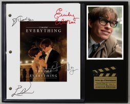 THEORY-OF-EVERYTHING-LTD-EDITION-REPRODUCTION-MOVIE-SCRIPT-CINEMA-DISPLAY-C3-182128684691