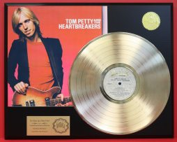 TOM-PETTY-24KT-GOLD-LP-LTD-EDITION-RECORD-DISPLAY-AWARD-QUALITY-SHIPS-FREE-181083932151