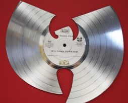Wu-Tang-Platinum-Laser-Cut-Limited-Edition-12-LP-Record-Wall-Display-171390781241