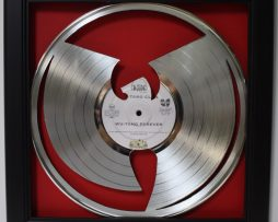 WuTang-Framed-Laser-Cut-Platinum-Vinyl-Record-in-Shadowbox-Wallart-172386647721