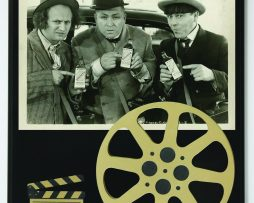 3-Stooges-Limited-Edition-Reproduction-Signature-Film-Reel-Display-K1-172366362092