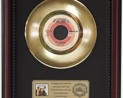 4-SEASONS-REMINDS-ME-GOLD-RECORD-CUSTOM-FRAMED-CHERRYWOOD-DISPLAY-K1-182072728732