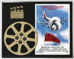 AIRPLANE-COMEDY-WITH-LESLIE-NIELSON-LIMITED-EDITION-MOVIE-REEL-DISPLAY-172234527102